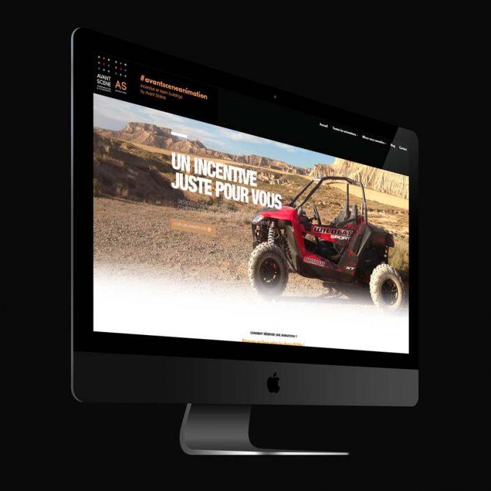 Site - Avant Scène Animation